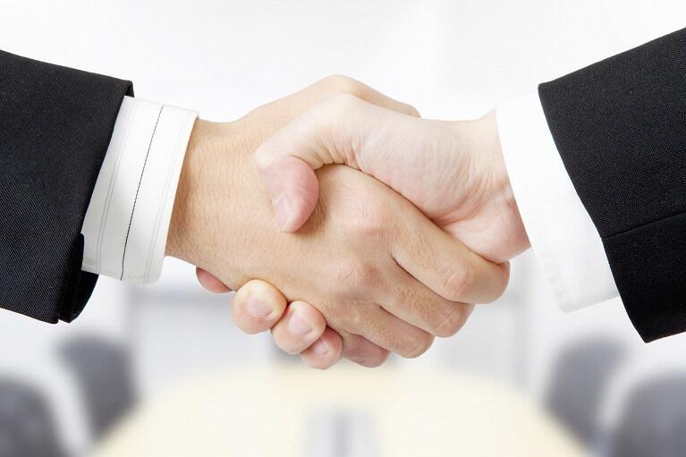信頼できるビジネスパートナーとして
